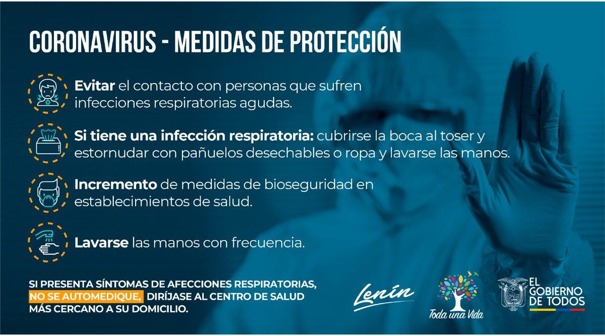 Foto Mineduc Prevension Coronavirus